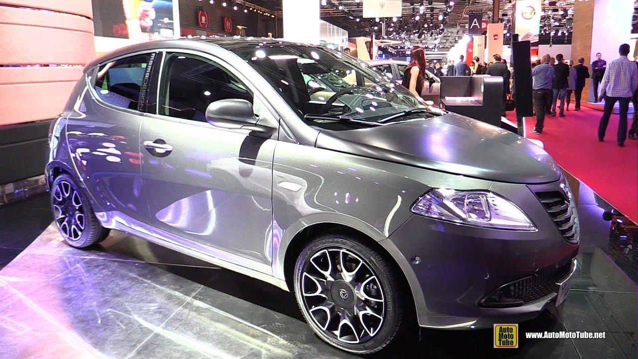2015 lancia ypsilon s momo design - exterior and interior walkaround