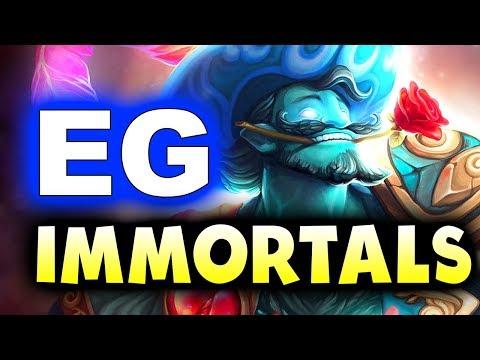 EG vs IMMORTALS - SumaiL Storm! - THE INTERNATIONAL 2018 DOTA 2