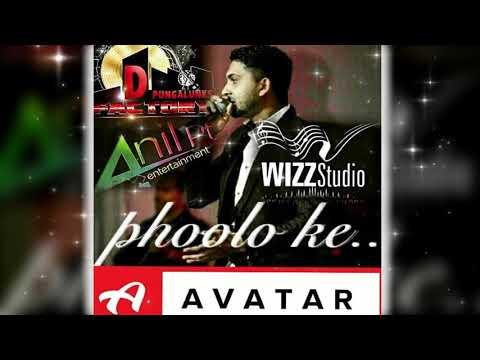 Anil Pitty - Phoolon Ke Dere (2019 Bollywood Cover)