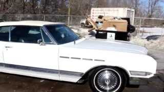 Rowa work on a 1965 Buick Electra 225 convertible