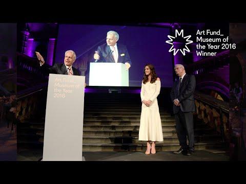 Museum of the Year Winner 2016