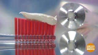 Выбираем детскую зубную пасту. 05.10.2018