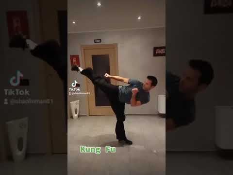 Kung fu lateral