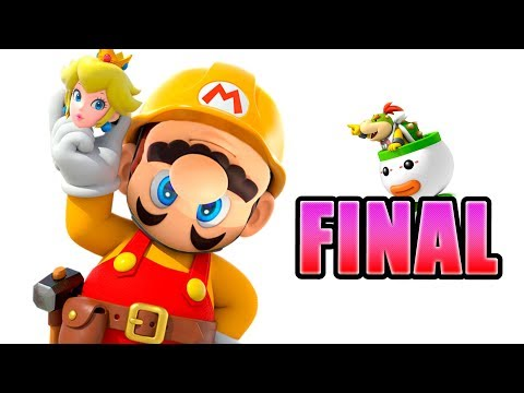 SUPER MARIO MAKER 2 FINAL ALTERNATIVO