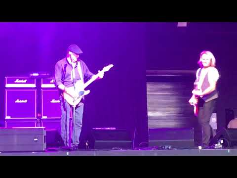 Foghat- Fool For The City - 9-15-2017 - PNC Music Pavilion- Charlotte, NC