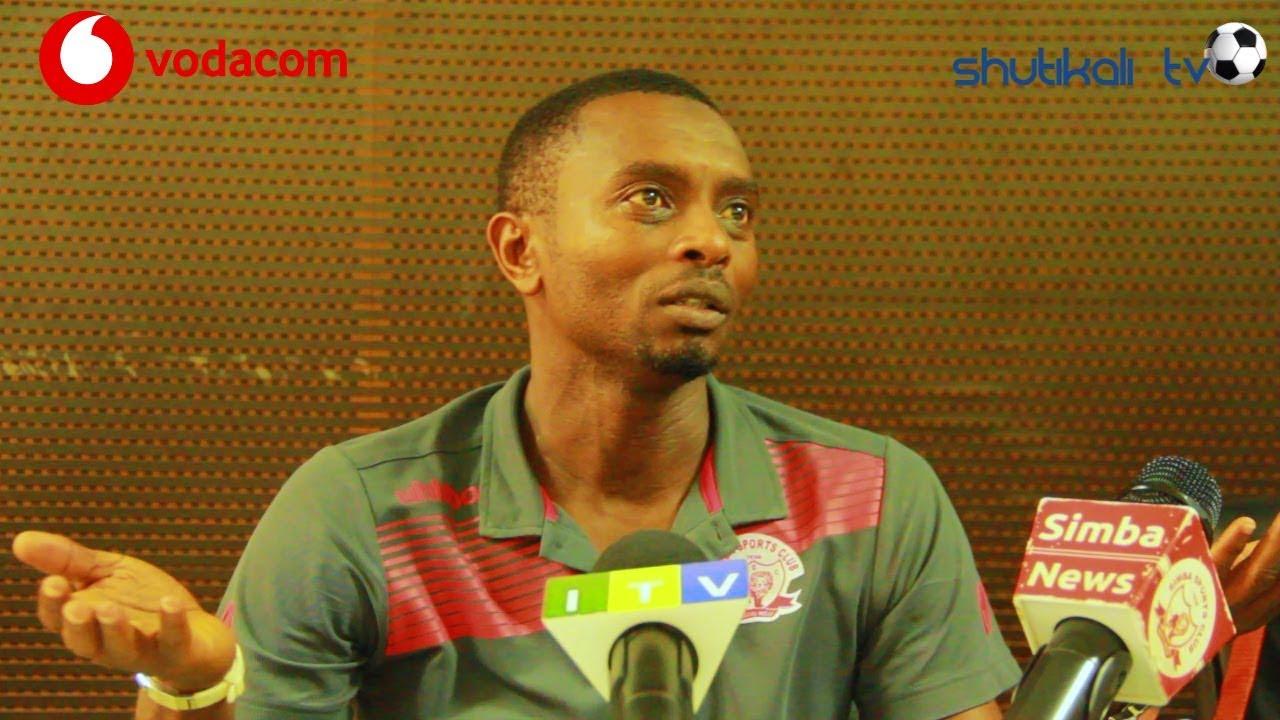 DJUMA:TUMETOKA SARE KWASABABU YA OKWI,NDEMLA NA BOCCO
