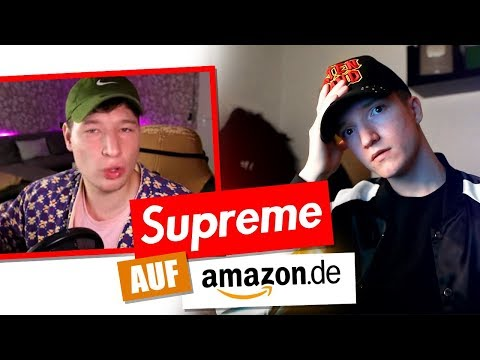 🛒 SUPREME AUF AMAZON