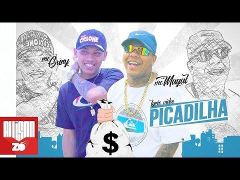 MC Magal e MC Gury - Picadilha (Lyric Vídeo) Djay W