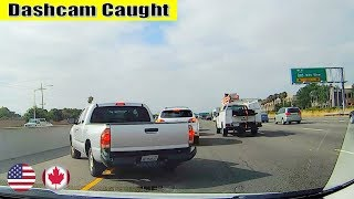Ultimate North American Cars Driving Fails Compilation - 17 [dash Cam Caught Video]