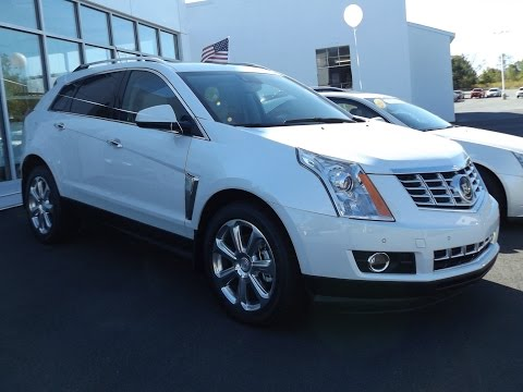 2015 Cadillac SRX 3.6L V6 Start Up, Tour and Review