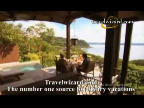 Four Seasons Peninsula Papagayo Resort Video
