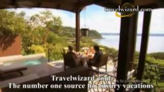 Four Seasons Peninsula Papagayo Resort Video