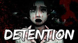 ¡EL MEJOR TERROR DE ESTE AÑO! | Detention #1 Español