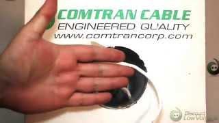 Comtran Cat6 Plenum Cable | Discount-Low-Voltage.com