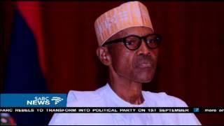 Nigeria releases President Buhari's photograph