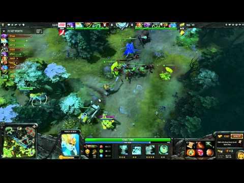 LGD vs Na`Vi - TI 2 - WB - Game 3