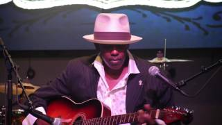 Fernando Jones at the National Blues Museum