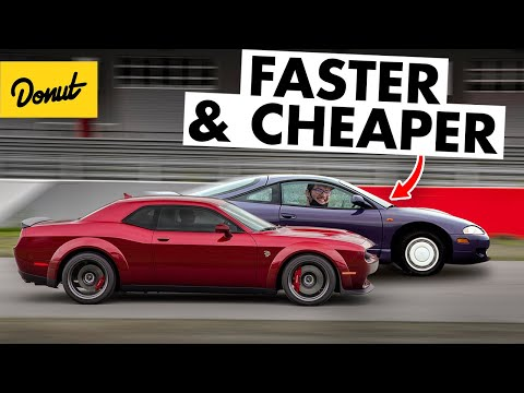 8 DIY Project Cars Faster than a Hellcat