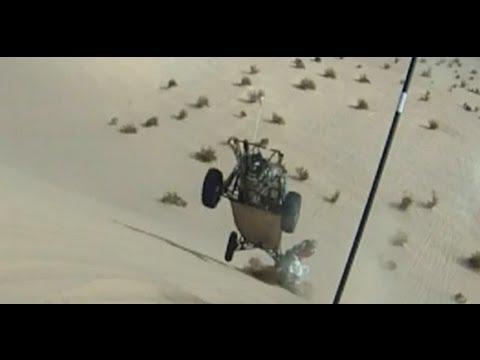 Horrible Dune Trip Quad and Rail Accident (Original/Uncut))