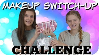 MAKEUP SWITCH UP CHALLENGE || COVER GIRL, MAYBELLINE, L