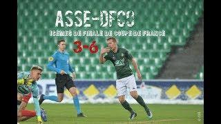 AS Saint-Etienne - Dijon FCO 3-6 Le résumé