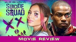 Suicide Squad Movie Review | Chanel Coco Brown & Simeon Panda