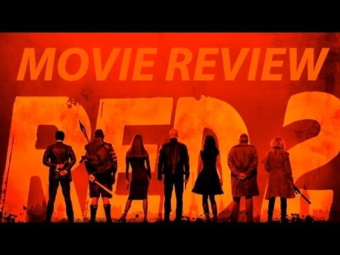 Red 2 - Movie Review by Chris Stuckmann
