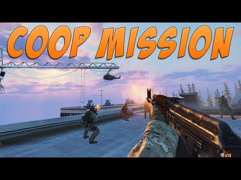 CS:GO - Coop Mission: Rush Gameplay