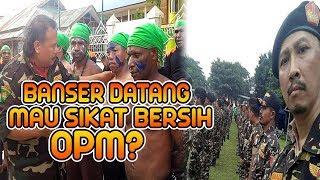 OPM Siap Kubur Banser Nanti di Hutan Rimba Papua, Datang Sudah, Kami Sudah Siap