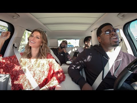 35bf51ae18 Carpool Karaoke  The Series - Gisele Bündchen   Boyz II Men - Apple TV app