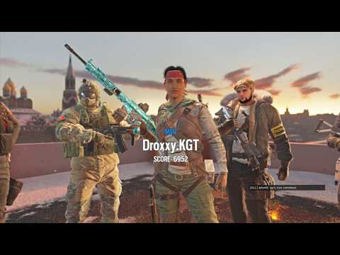 NEW!!! 10 MINUTES OF AMARU AND LESION GAMEPLAY! RAINBOW SIX SIEGE!