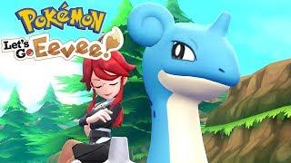 WOW! TO NAPRAWDĘ ONA?! - Pokemon Let's Go Eevee #9 [PO POLSKU]