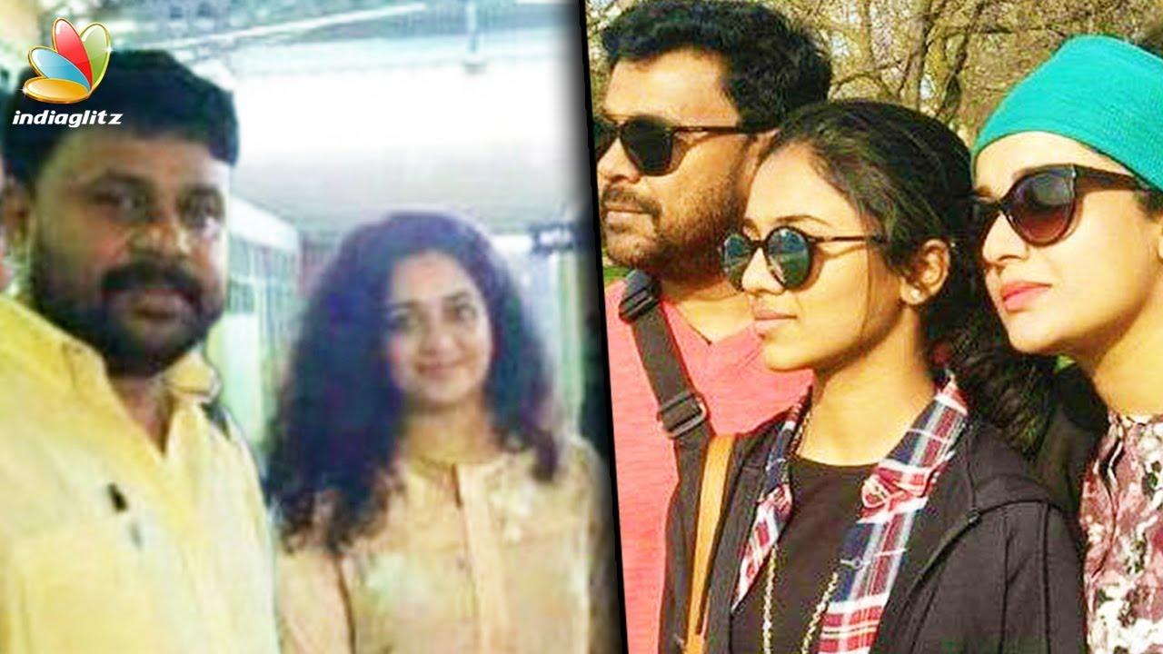 ദിലീപും കാവ്യയും ദുബായിലേക്ക് | Dileep to fly to Dubai with family | Meenakshi, Kavya Madhavan