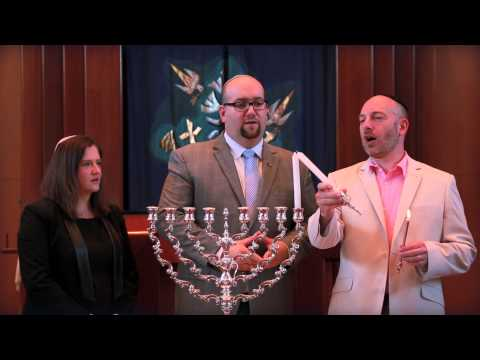 Chanukah Greeting | Temple Beth Israel | Melbourne, Australia