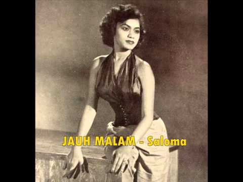 JAUH MALAM - Saloma