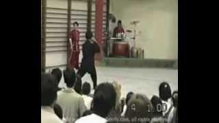 Нанцюань - показательное выступление