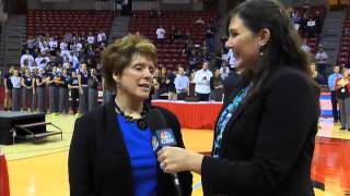 St. Francis head coach Peg Kopec announces retirement after 40 years with the program
