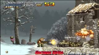 Metal Slug mission 3