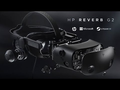HP Reverb G2 - Bande Annonce