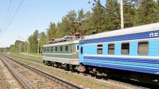 ЧС2-856 с поездом №131 Ишим - Пермь(, 2013-05-30T15:48:18.000Z)