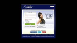 Thai Cupid Dating Email - MGTOW