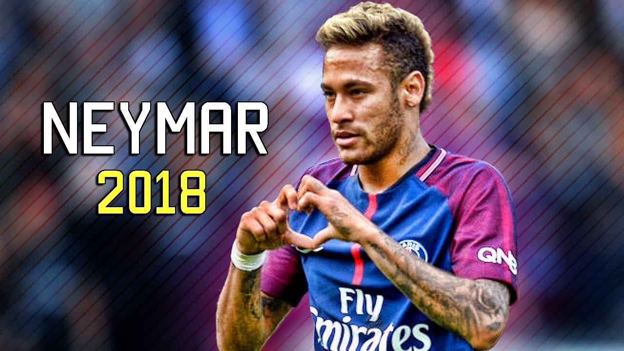 Neymar Jr 2017/2018 PSG - Skills & Goals | HD - YouTube