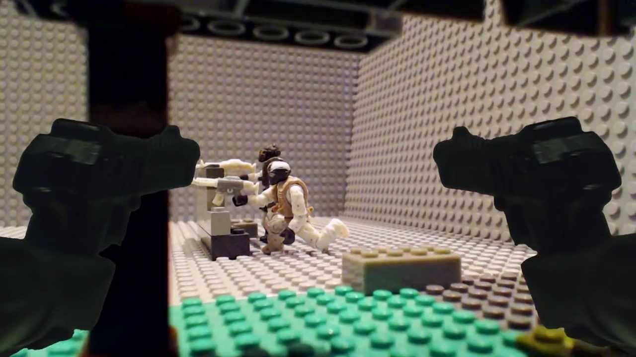 Call Of Duty Ghost Stop Motion Youtube