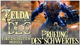 FORTGESCHRITTEN & MEISTER - PRÜFUNG DES SCHWERTES - 1. DLC | ZELDA: BREATH OF THE WILD Livestream