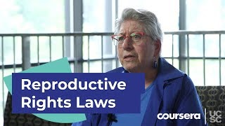 Laws Affecting Women's Reproductive Health and Rights (2019)