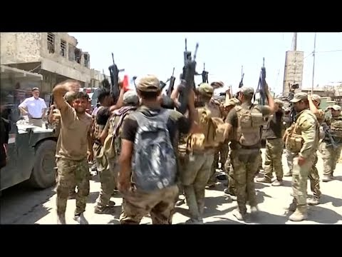 ISIS cornered in Mosul
