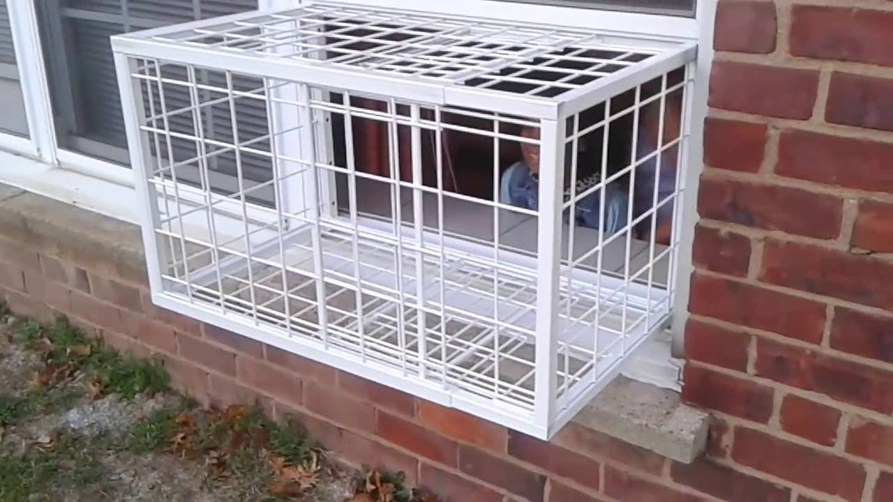Ac Window Guard 3 Youtube