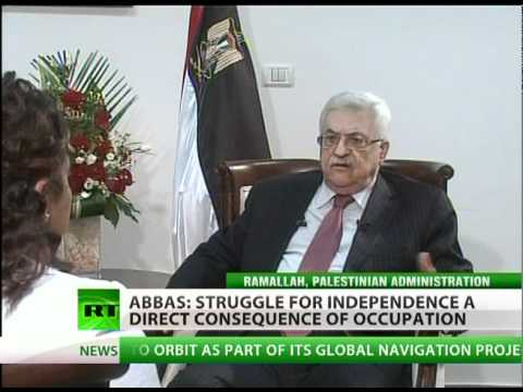 Mahmoud Abbas - Exclusive Interview to RT