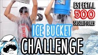 #ICEBUCKETCHALLENGE | ESPECIAL 500 SUSCRIPTORES Thumbnail
