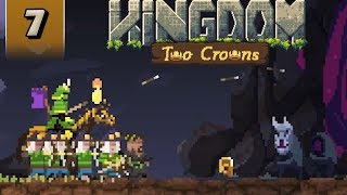 Kingdom Two Crowns is the newest expansion for Kingdom - a 2D sides...